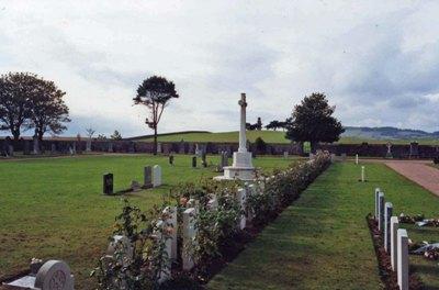 Commonwealth War Graves Leuchars Cemetery