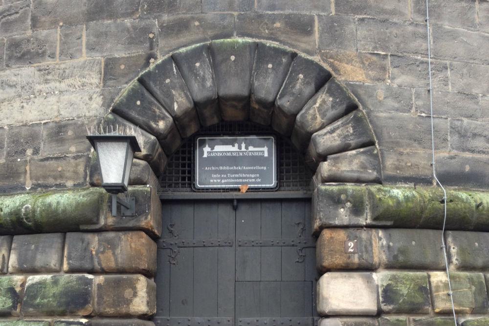 Garnison Museum Hochbunker Nürnberg