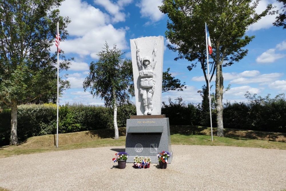 507 Parachute Infantry Regiment Memorial
