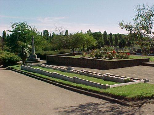 Children's Mass Grave Hither Green