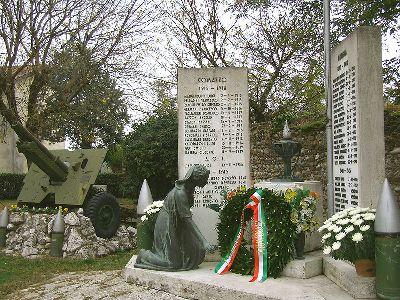 War Memorial Comazzo