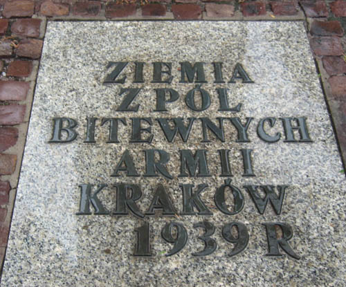 Polish War Cemetery September 1939 Cracow
