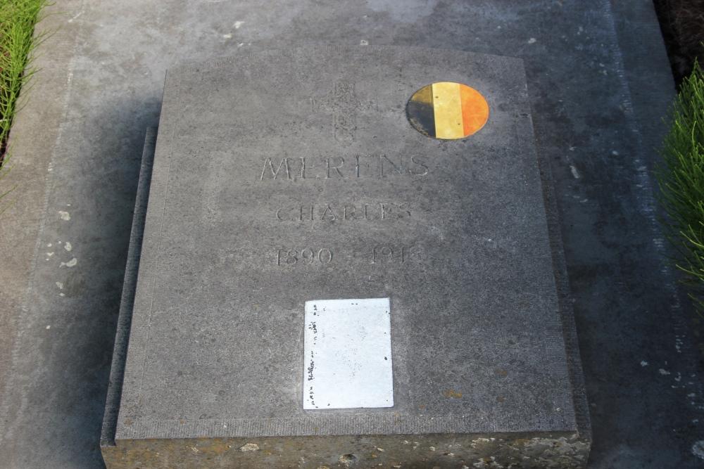 Belgian War Grave Relegem