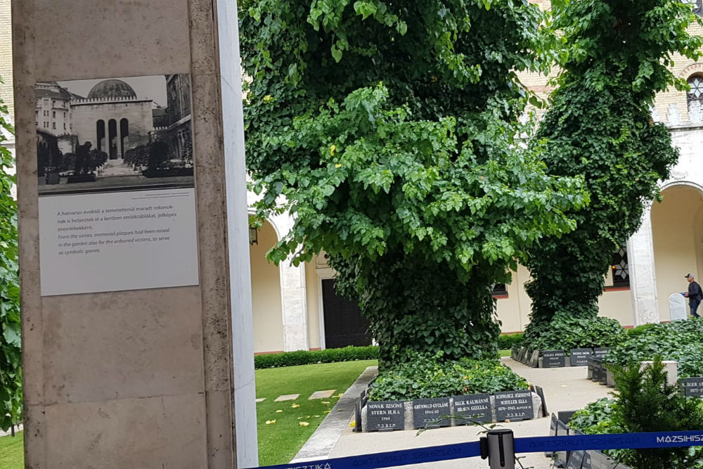Joodse Massagraven Boedapest