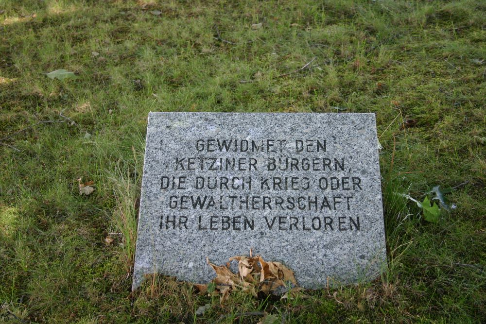 Memorial Monument Ketzin