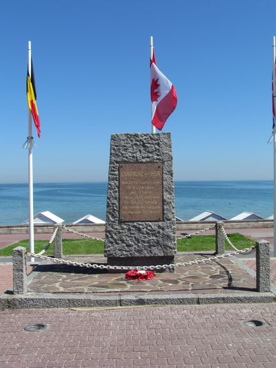 Memorial 48th Commando Langrune-sur-Mer