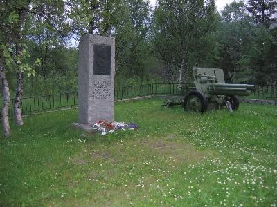 Monument 6e Noorse Divisie