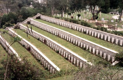 Commonwealth War Graves Stanley (Hong Kong)
