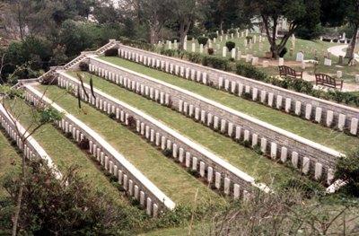 Oorlogsgraven van het Gemenebest Stanley (Hong Kong)