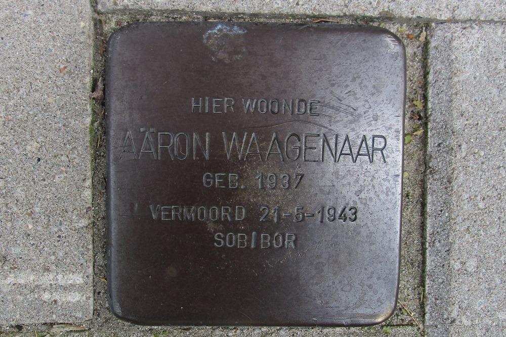 Remembrance Stone Kromme Mijdrechtstraat 71