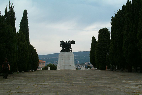 War Memorial Trieste