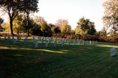 German War Graves Humenne