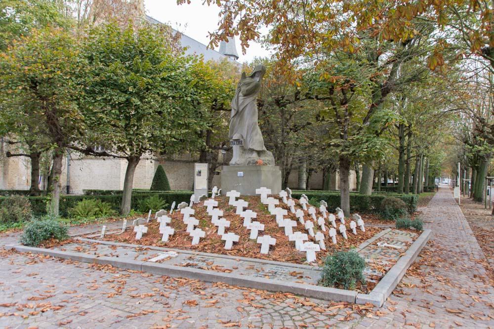 War Memorial Nieuwpoort