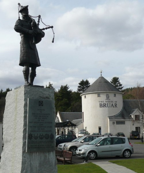 Monument 51st Highland Division