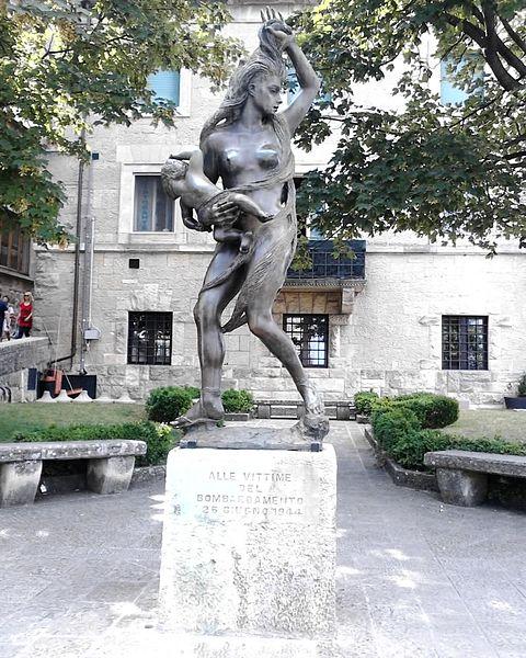 Monument Bombardement 26 Juni 1944