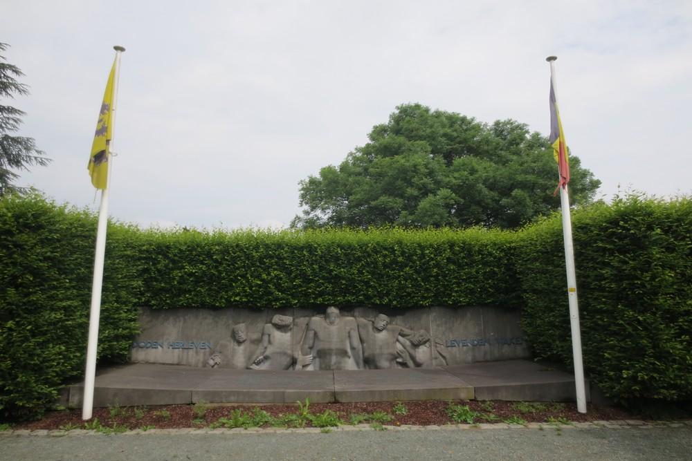 Oorlogsmonument Deurne