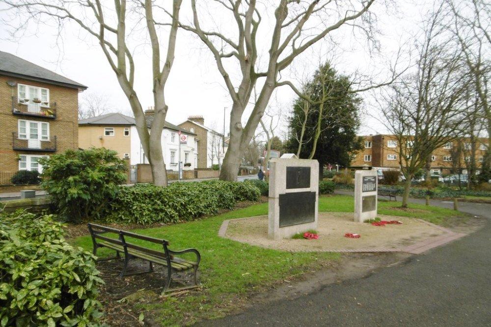 World War I Memorial Brentford