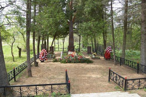 Ateptsevo Soviet War Cemetery