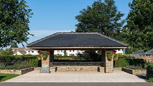 War Memorial Braunton