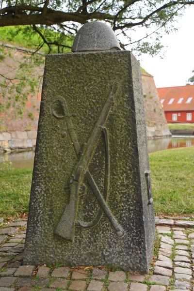 Monument Omgekomen Deense Soldaten