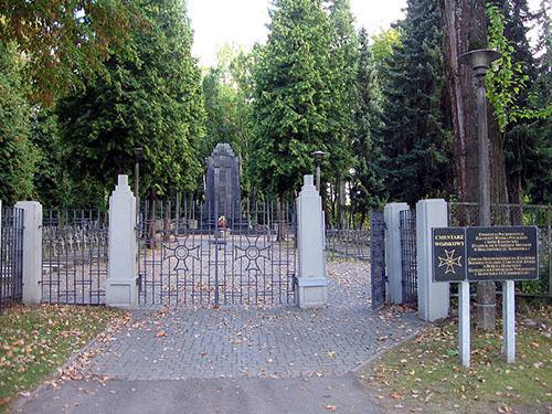 Pools-Sovjet Oorlogsbegraafplaats Bialystok