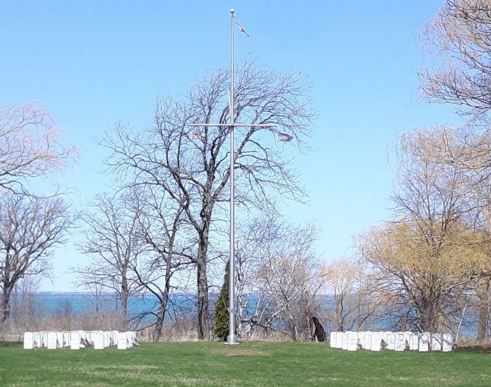 Marine-Herdenkingstuin Oorlog van 1812