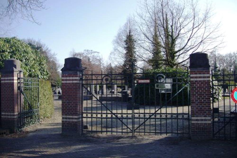 Nederlandse Oorlogsgraven Algemene Begraafplaats Winschoten