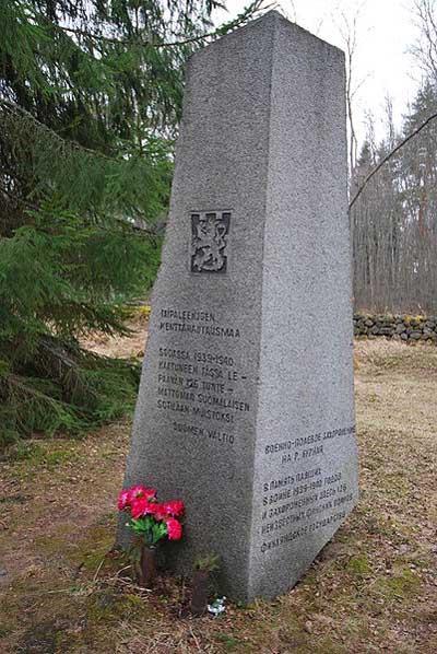 Finse Oorlogsbegraafplaats Solov'evo