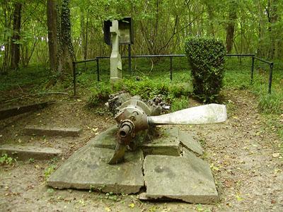 French War Grave Longpont