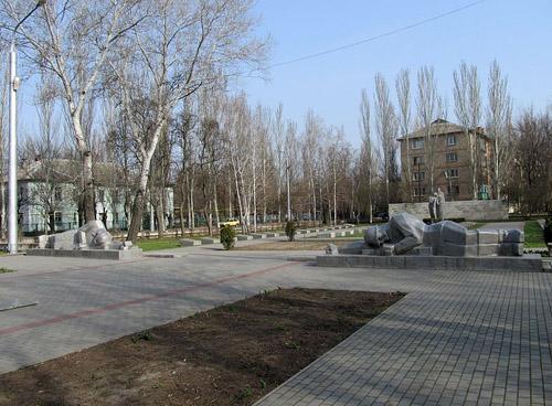 Sovjet Oorlogsbegraafplaats Melitopol