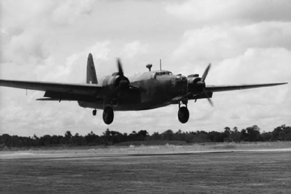 Crash Site Vickers Wellington B Mark X