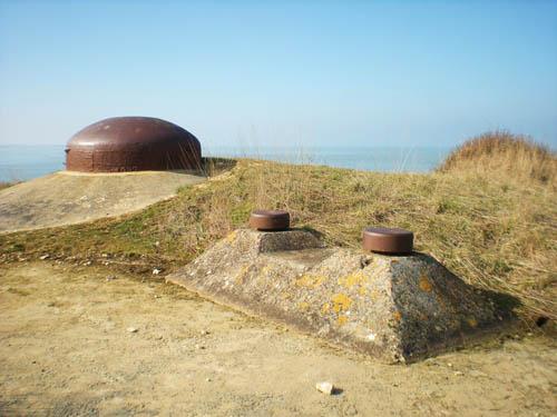 Regelbau 120 Bunker La Rochelle