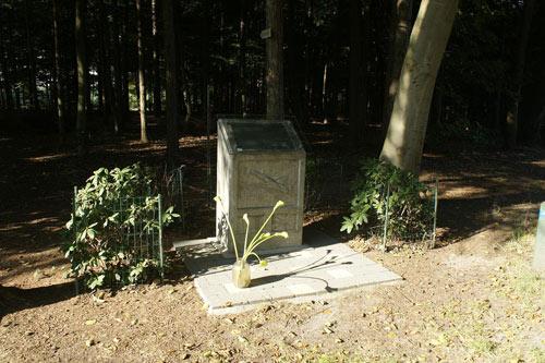 Monument Lancaster ED-973 Grashoek