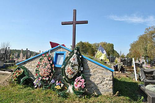 Ukranian War Graves Mykola Vasylechko