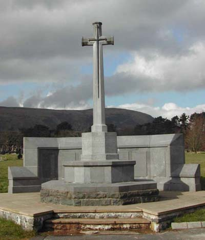 Commonwealth War Graves Milltown Cemetery
