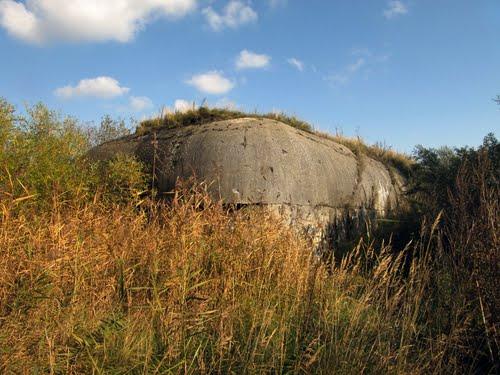 Festung Königsberg - Duitse Bunker