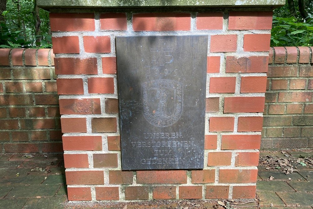 Monument War Victims Meppen Shooting Club