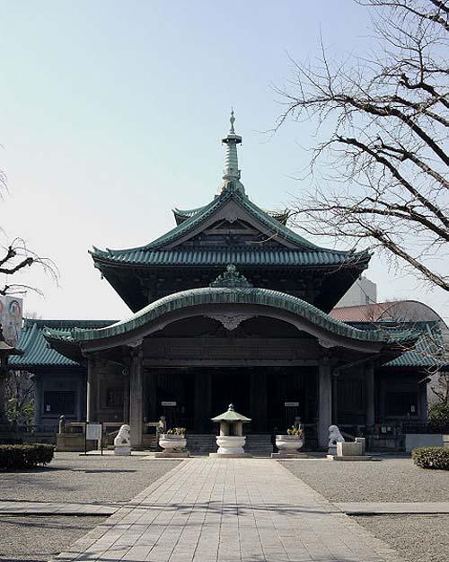 Tokyo Memorial Hall