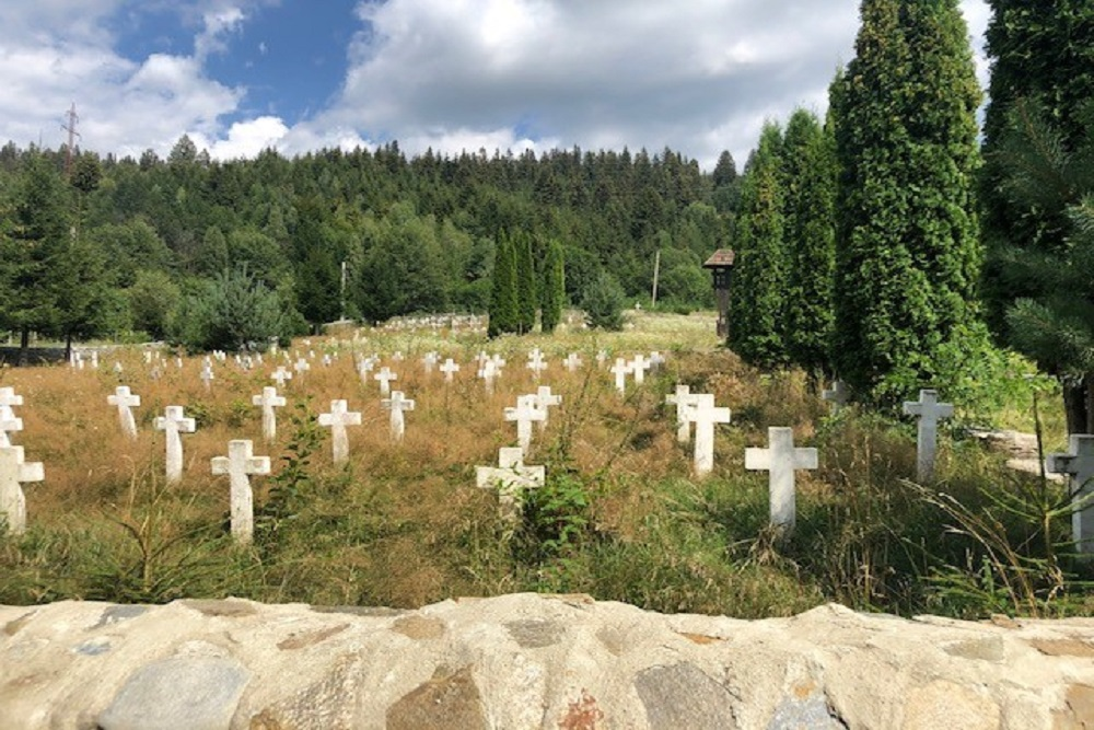 The Cemetery of the Fallen Heroes of the First World War