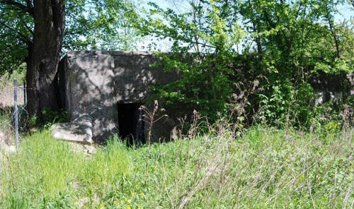 Festung Breslau - Groepsschuilplaats (Unterstand) U.6