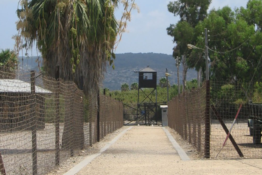 Atlit Internment Camp