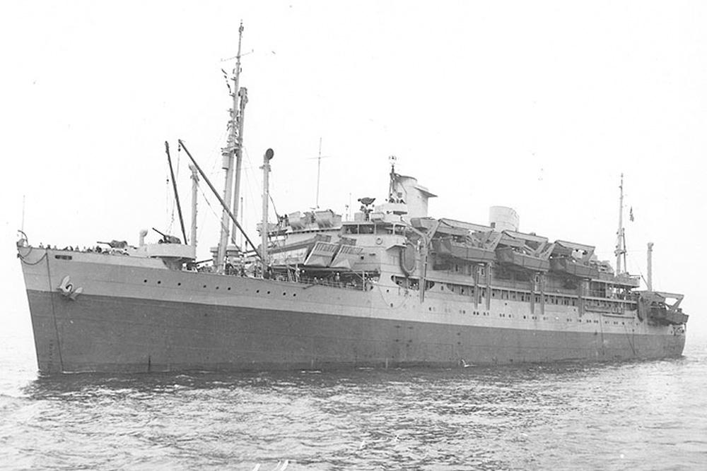 Shipwreck U.S.S. Leedstown