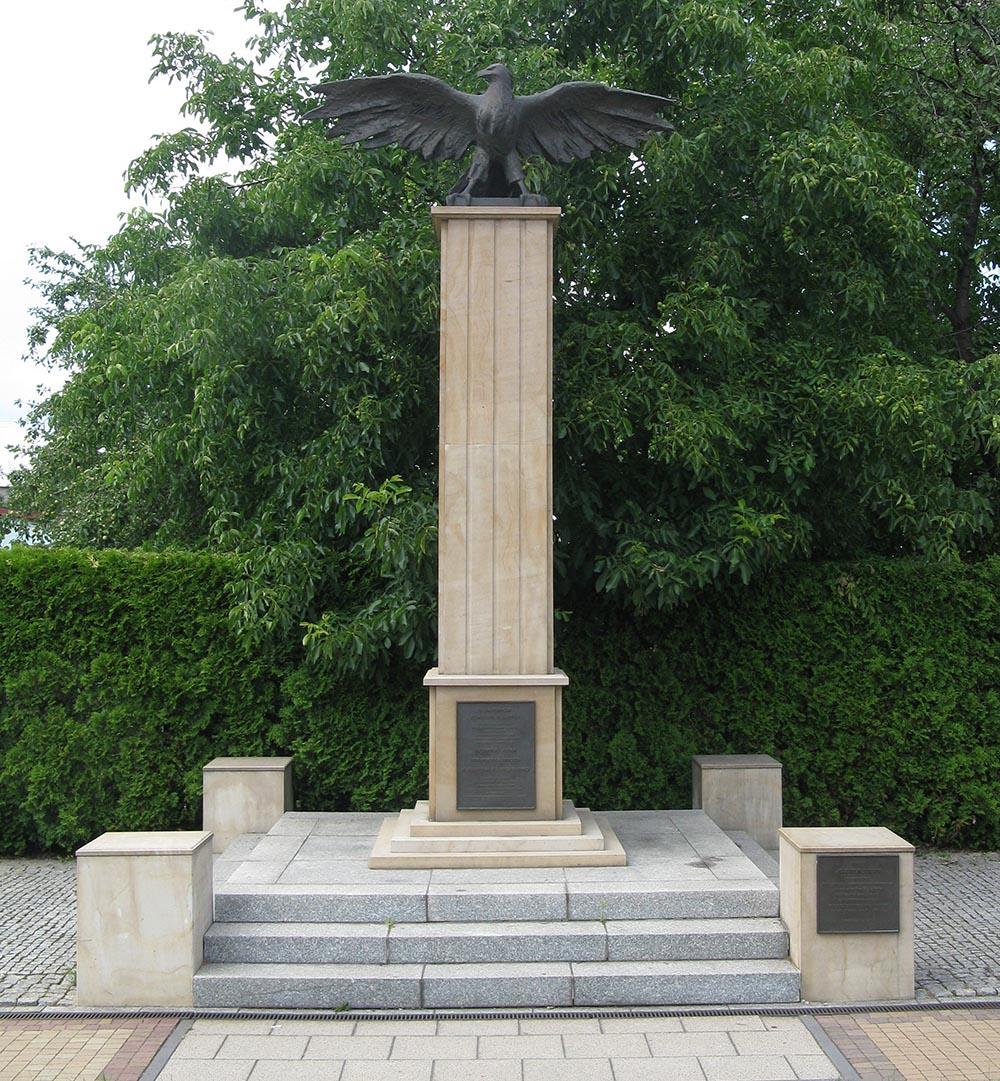 Memorial Silesian Uprisings Czulow