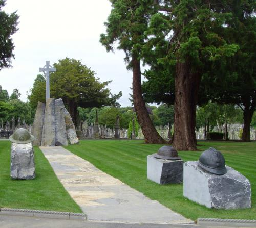 French Memorial Glasnevin Cemetery