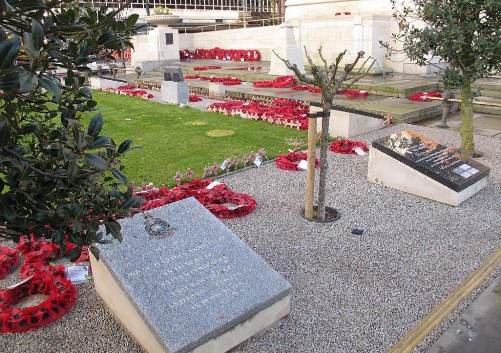 War Memorial Royal Marines