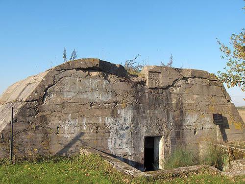 German Bunker Fromelles