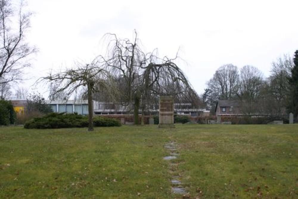 Oorlogsmonument Schoonebeek
