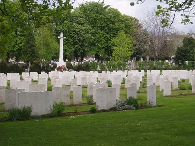 Commonwealth War Cemetery Belgrade