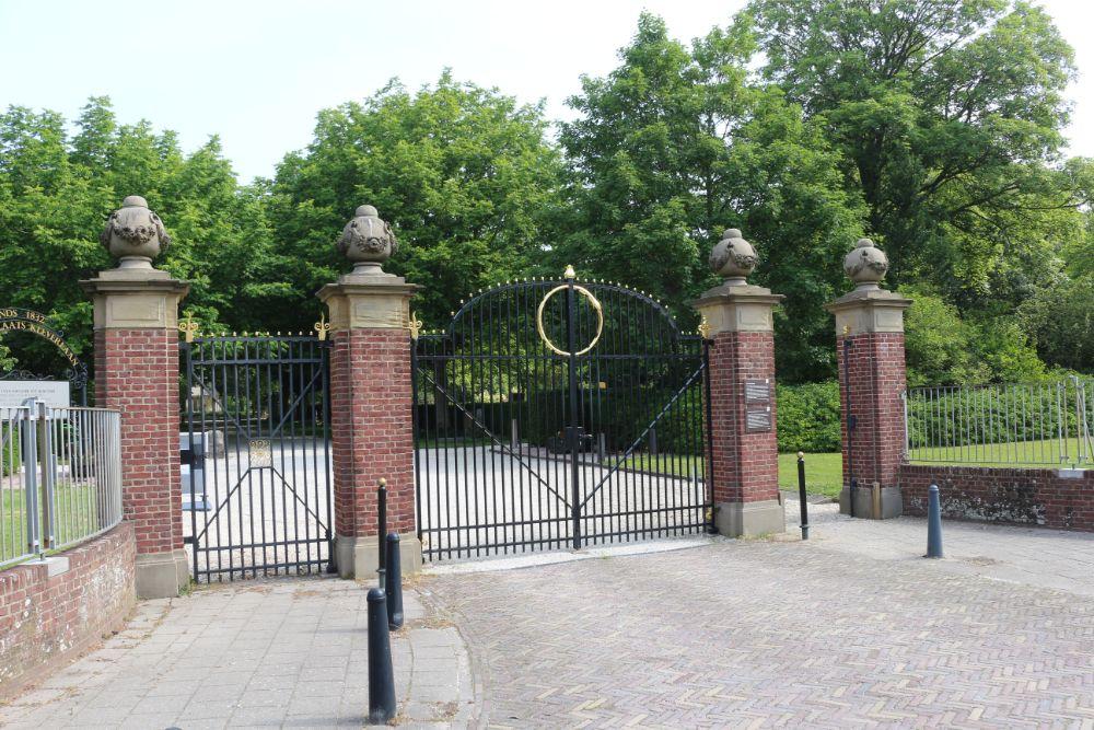 Nederlandse Oorlogsgraven Gemeentelijke Begraafplaats Kleverlaan
