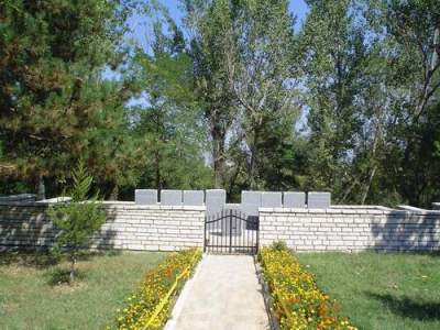 German War Cemetery Tirana